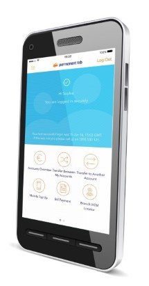 permanent tsb's new app for iOS and Android
