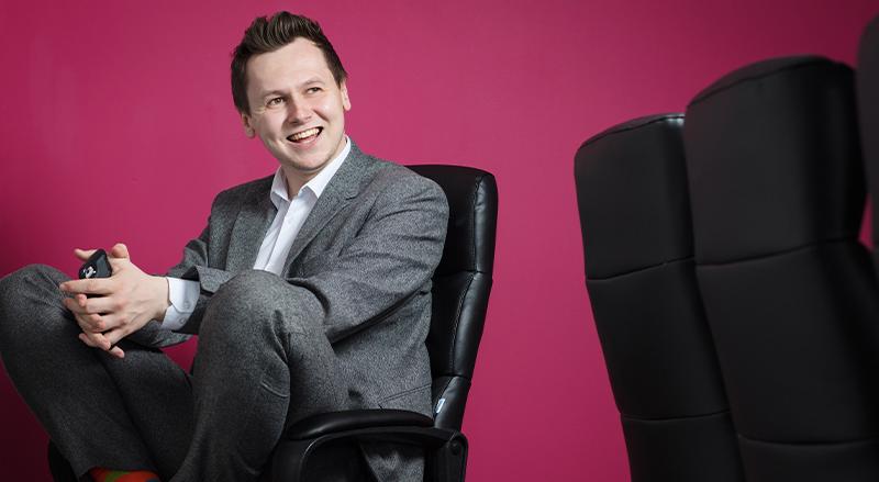 Changing Ireland: My Big Idea - Meet Adam Harris