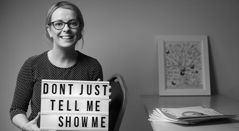 Changing Ireland: My Big Idea - Meet Caitriona Watters Crehan