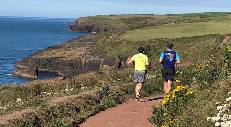 Connemara 100 Ultra Marathon in support of Staff Charity Partners